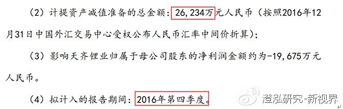 赣锋锂业跟踪报告:计提影响16年净利润,长线逻辑不变 - 第3张  | 投资之路